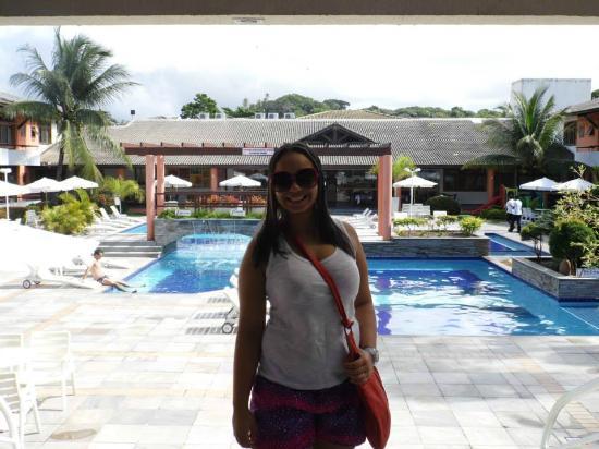 Porto Das Naus Praia Hotel: Confortável