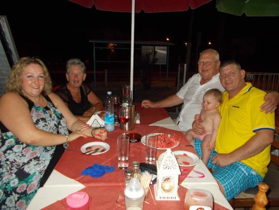 Nostalgia Taverna: Family fun