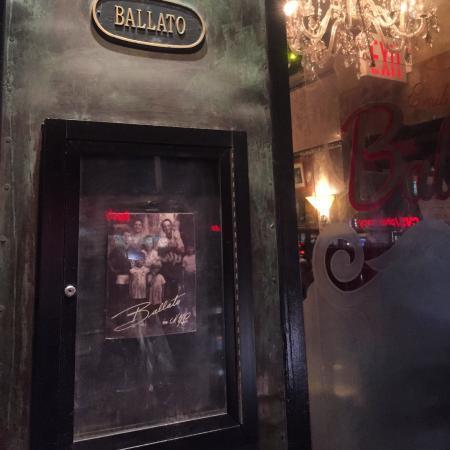 Emilio's Ballato: Ballato's