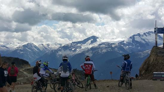 Whistler Blackcomb: People who should know better!