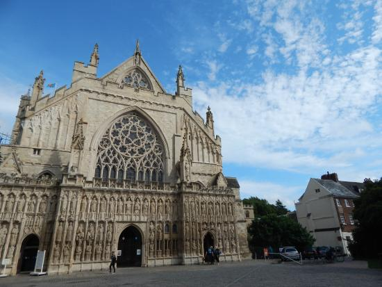 Exeter Cathedral: Exeter Catherdral
