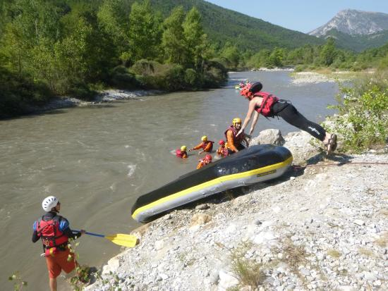 Buena Vista Rafting: Super Slide