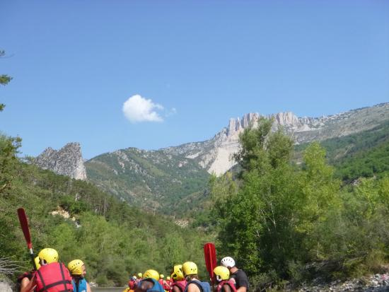 Buena Vista Rafting: Breath taking views