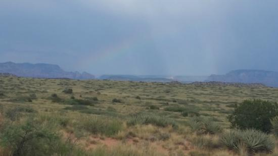 Cowboy Way Adventures: Storm over Sedona