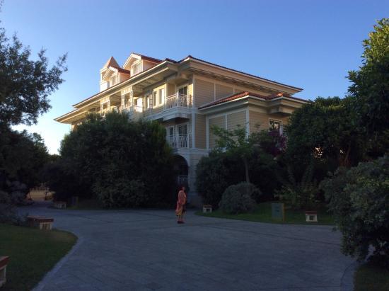 Ali Bey Resort Sorgun: Blok met de kamers