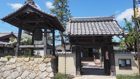Tokujo-ji Temple: 徳乗寺