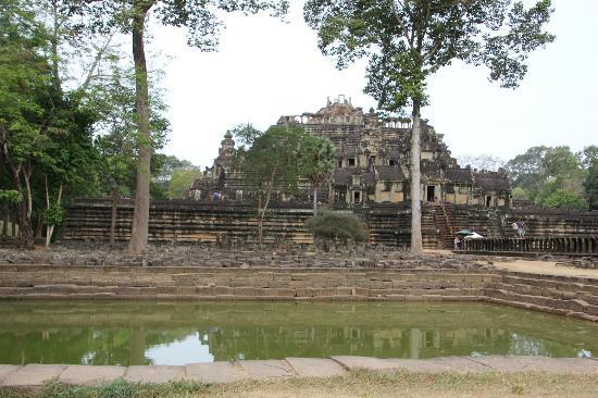 Angkor Thom: Simple stunning.