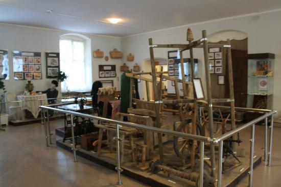 Old Sarepta Museum Reserve: Musée 1