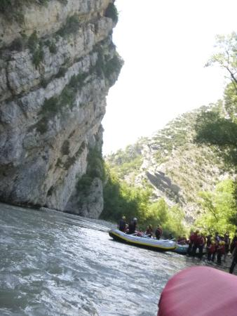 Buena Vista Rafting: The meeting spot for all rafters on the water
