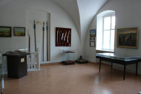 Old Sarepta Museum Reserve: musée 2