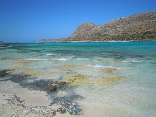 Balos Lagoon: Лагуна Балос
