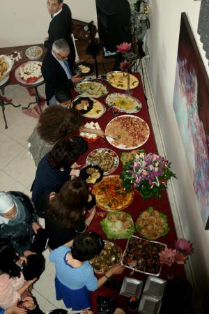 Agriturismo Argaland Parma: Degustazione