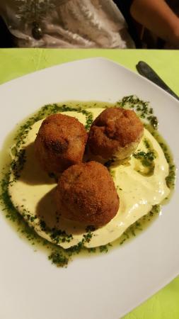 A' Cialoma: polpette lemon-mint