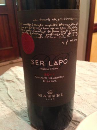 Trattoria Bar Bibo: Il nostro vino