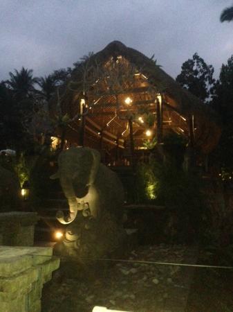 The Kayon Resort: Kepitu Restaurant