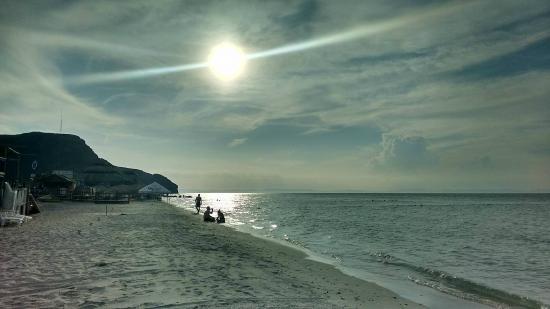 Playa El Tecolote (Tecolote Beach): hermosa vista playa tecolote