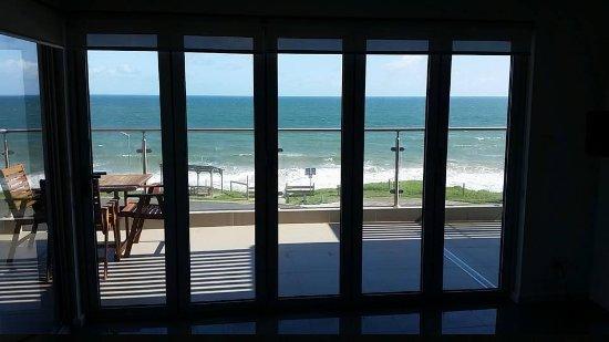 Bunbury Seaview Apartments: Sea view
