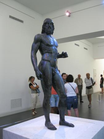Museo Archeologico Nazionale di Reggio Calabria: bronzo n.1