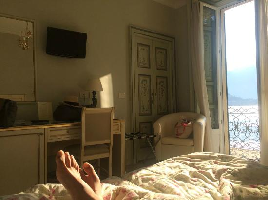 Villa La Mirabella: la chambre 2