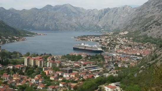 Tours by Milo: Beautiful view high above Kotor