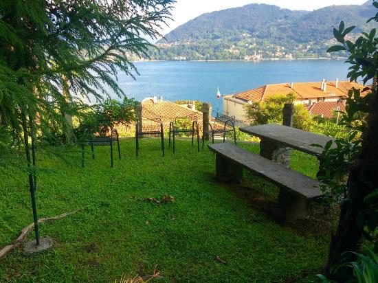 Villa La Mirabella: un des jardin