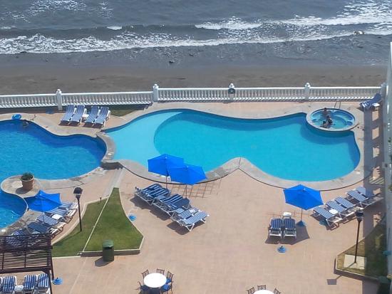 Astur Hotel & Residence: Restaurant Villa Rica