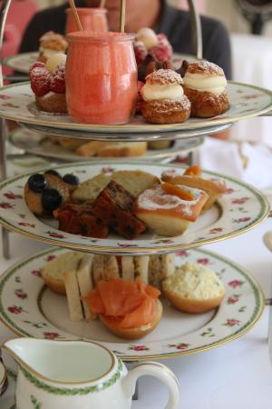 Sandy Lane Hotel: Afternoon Tea