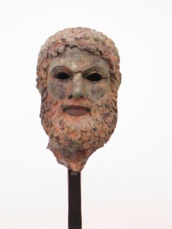 Museo Archeologico Nazionale di Reggio Calabria: testa del porticello