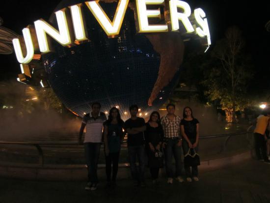 Universal Studios Singapore: Fun even beyond sunset