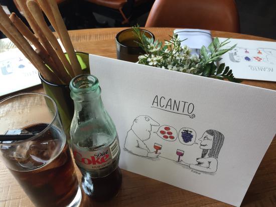 Bilde fra Acanto