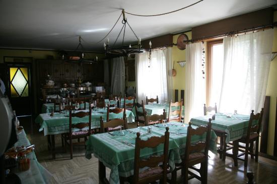 Hotel Edelweiss : Restaurant