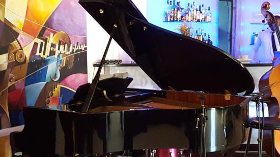 Beluga Restaurant: Pianoforte