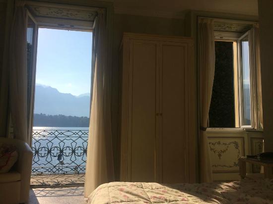 Villa La Mirabella: vue de la chambre 2