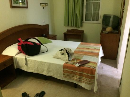 Pinhal do Sol Hotel: Our room
