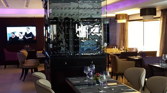 Beluga Restaurant: interno