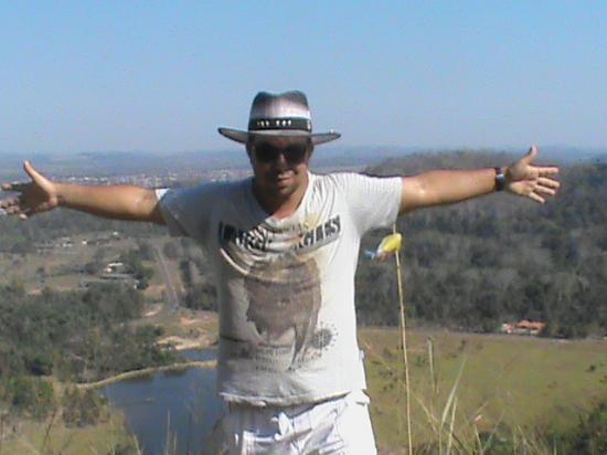 Parque Chico Mendes: eu visitando
