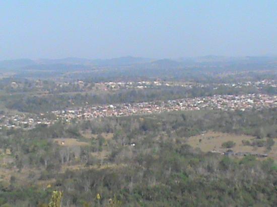 Parque Chico Mendes: ouro preto do oeste