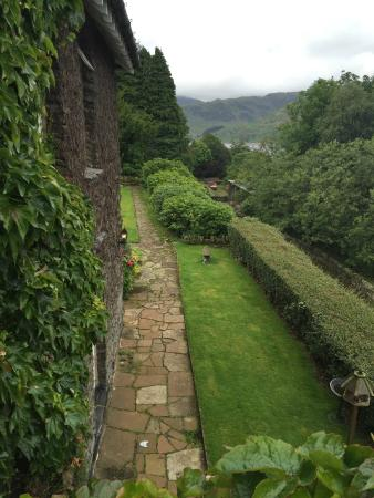 Haweswater Hotel: Balcony view
