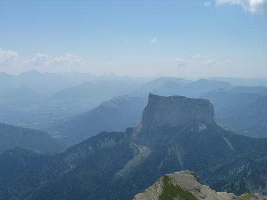 Parc Naturel Regional du Vercors: Mont Aiguille