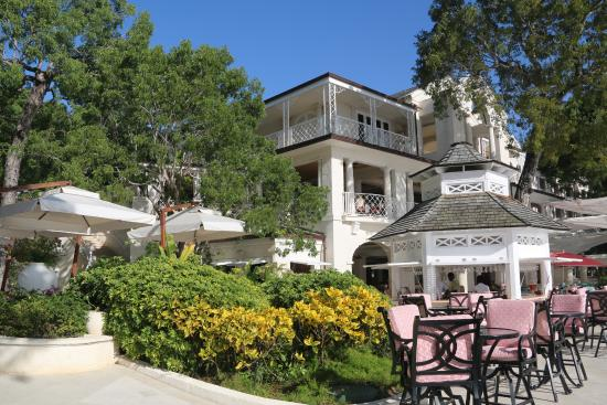 Sandy Lane Hotel: The Hotel