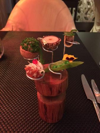 Vincents: Amuse....dat is al wow!