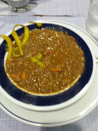 La Cania Restaurante: Lentejas