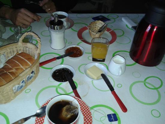La Casa de Feli: Desayuno
