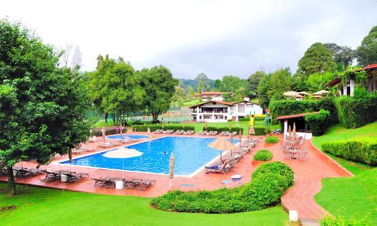 Hotel Avandaro Club de Golf & Spa: Alberca