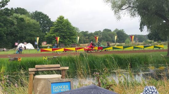 Warwick Castle: More jousting fun