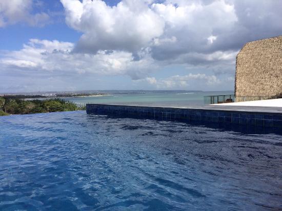 Citadines Kuta Beach Bali: Pool with the view