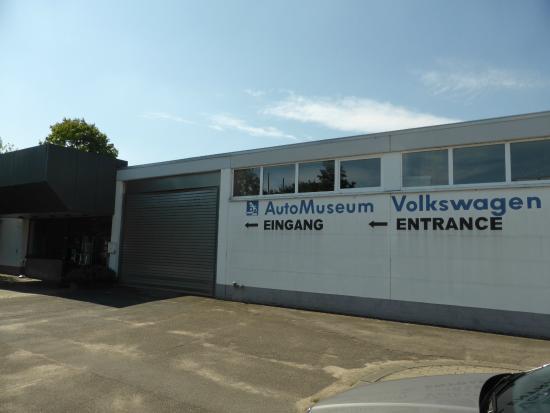 Volkswagen Auto Museum: Vw museum
