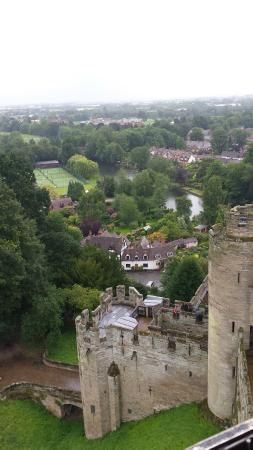 Warwick Castle: Castle views
