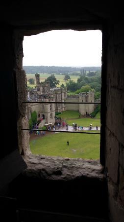 Warwick Castle: Castle views