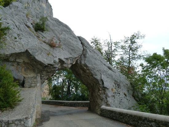 Parc Naturel Regional du Vercors: Route de Combe Laval